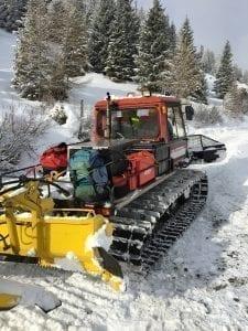transport to mining survey