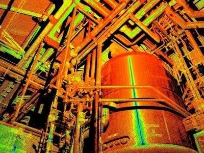 3D BIM and Laser Scanning