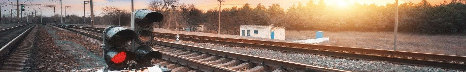Topographical surveys on railway infrastructure