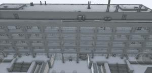 Building Information Modelling derived from laser scanning
