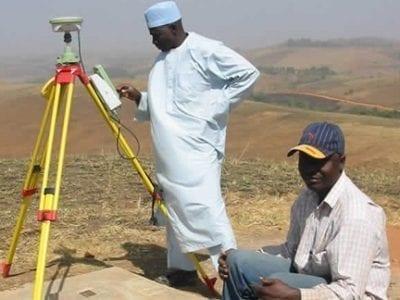 Geodetic networks & International Boundaries