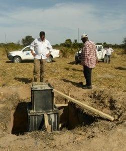 Nigeria - Cameroon Boundary - damarcation surveys