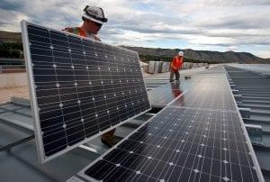solar power generation survey work